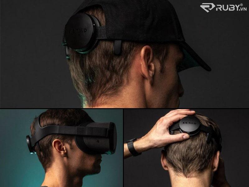 NextMind Dev Kit Bộ cảm biến não có thể đeo trên người