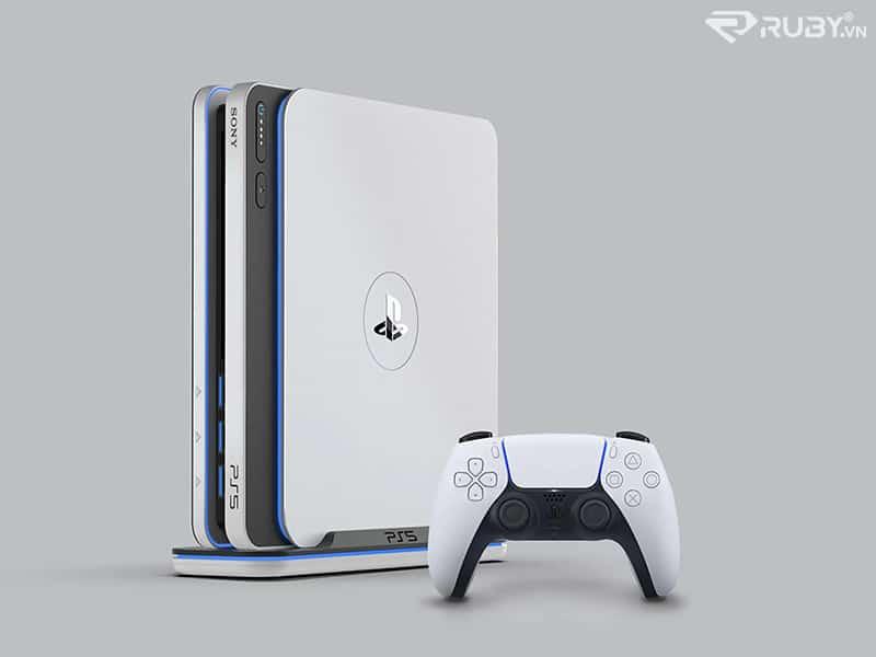Bảng điều khiển thế hệ tiếp theo của Sony PS5