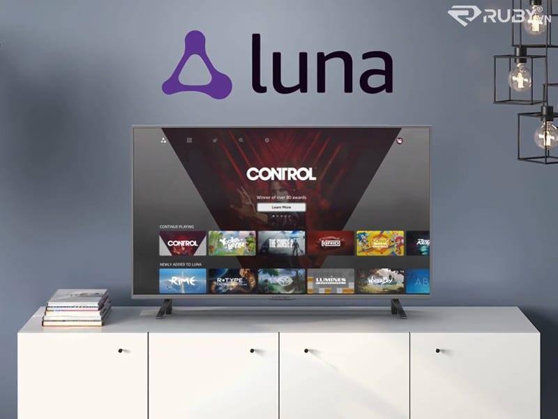 Dịch vụ phát trực tuyến trò chơi Luna