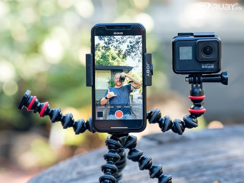 JOBY GorillaPod Giá đỡ điện thoại thông minh bên ngoài