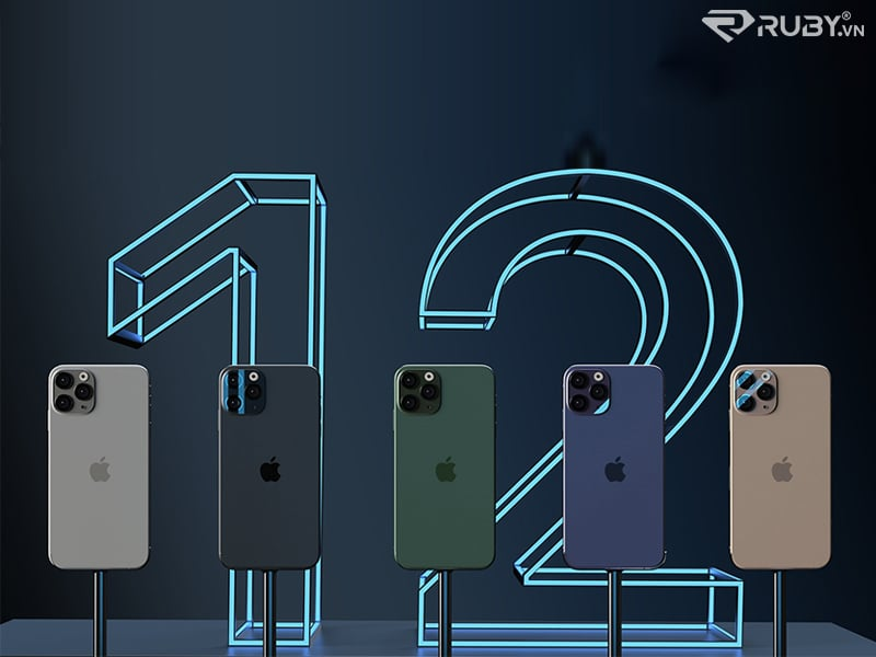 Iphone 12 sắp ra mắt