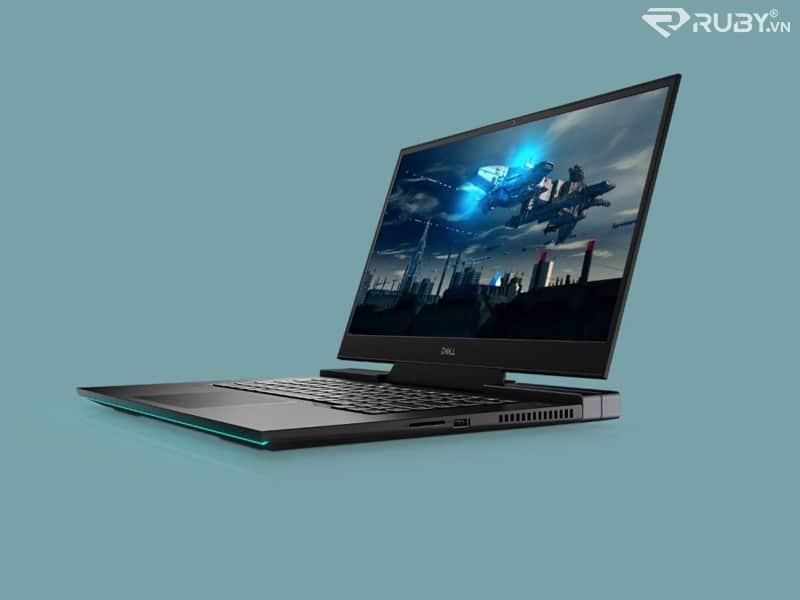 Máy tính xách tay chơi game cực mạnh Dell G7 15