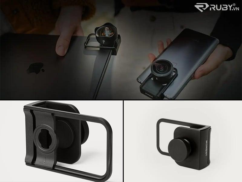 Ngàm ống kính đa hướng Moment M-Series