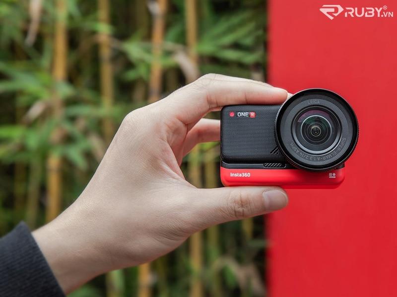 Thiết kế máy ảnh hành động mô-đun Insta360 One R Series