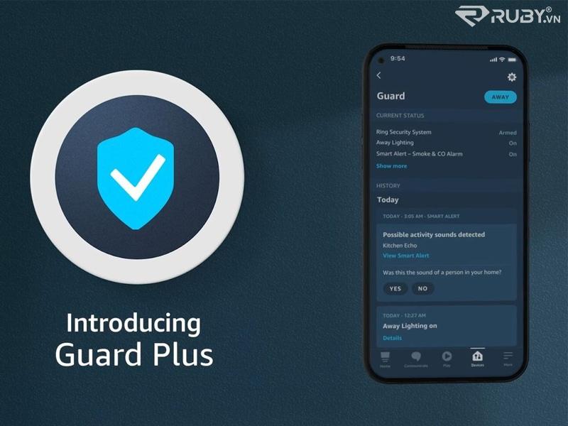 Tính năng Amazon Guard Plus