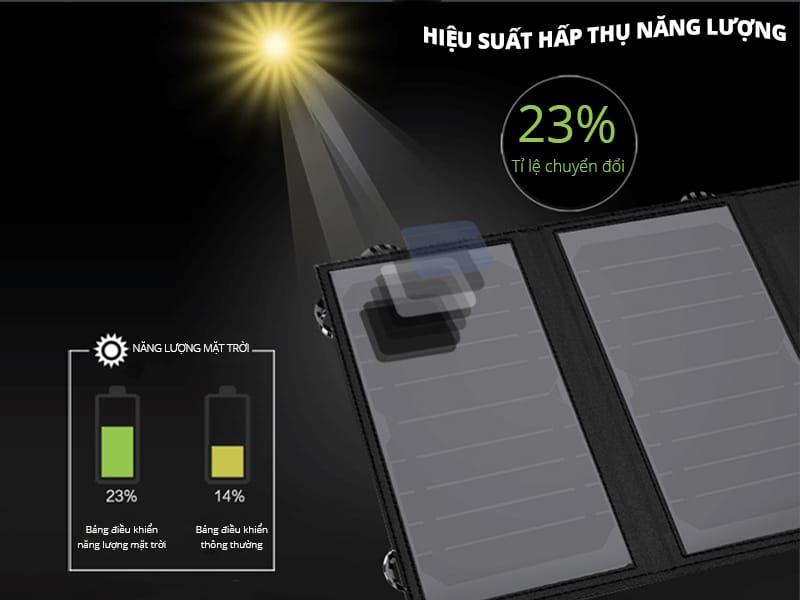 Pin sạc năng lượng mặt trời