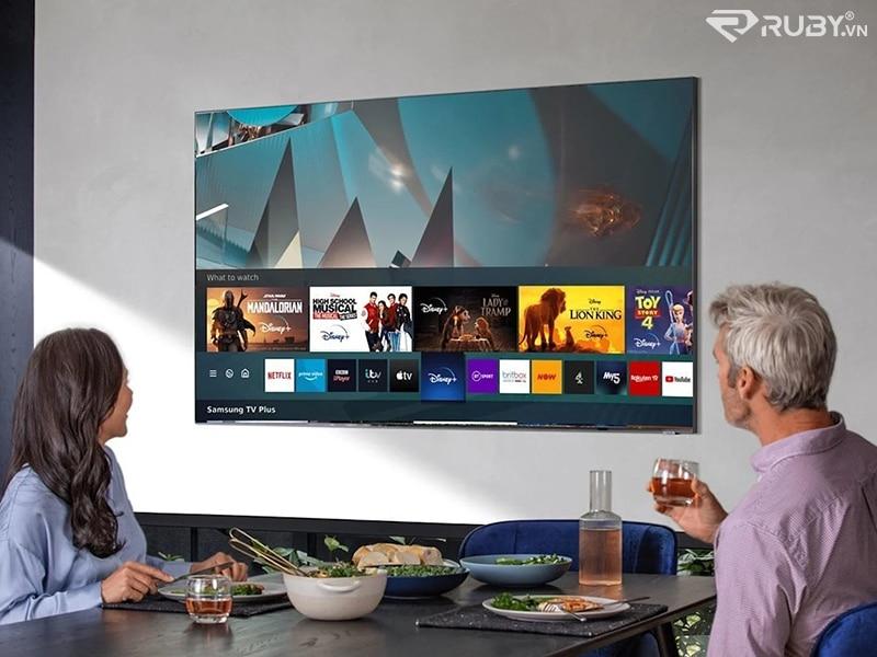 Samsung Q950TS QLED 8K Smart TV