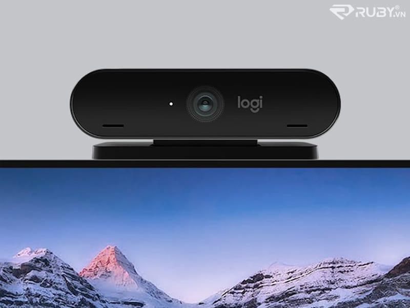 Webcam Ultra HD từ tính 4K của Logitech