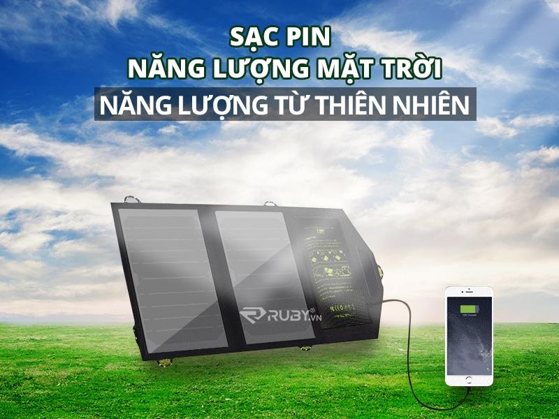 Bộ sạc pin năng lượng mặt trời Xixa