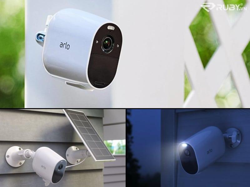thiết bị thông minh tốt nhất Camera an ninh gia đình Arlo Essential Series
