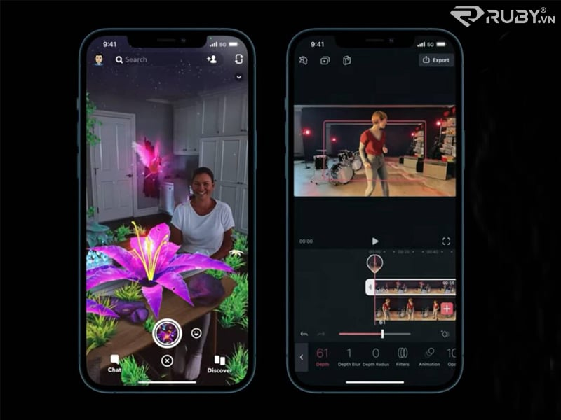 Công nghệ cảm biến LiDAR của iPhone 12 Pro Max
