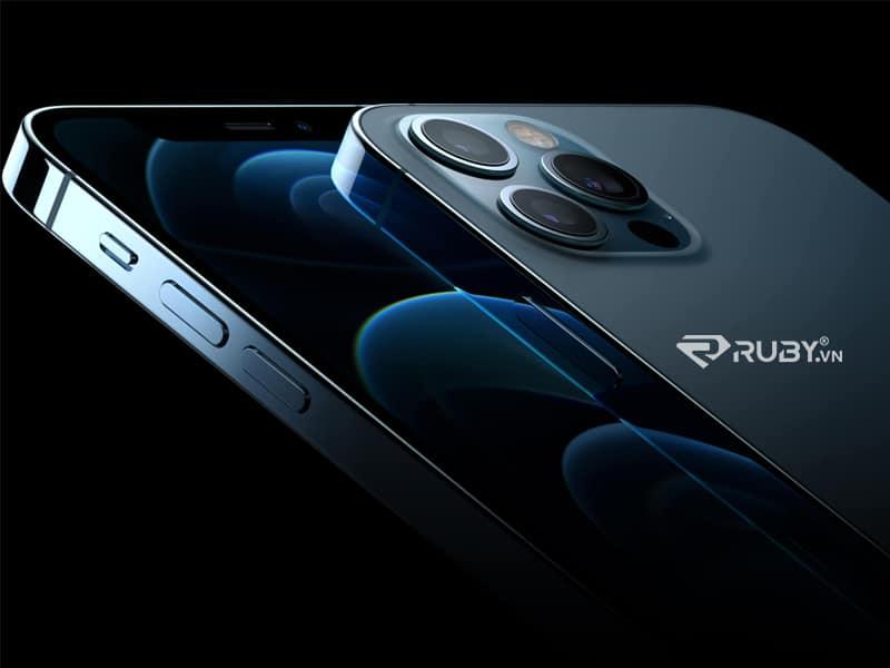 Điện thoại thông minh Apple iPhone 12 Pro và 12 Pro Max 5G