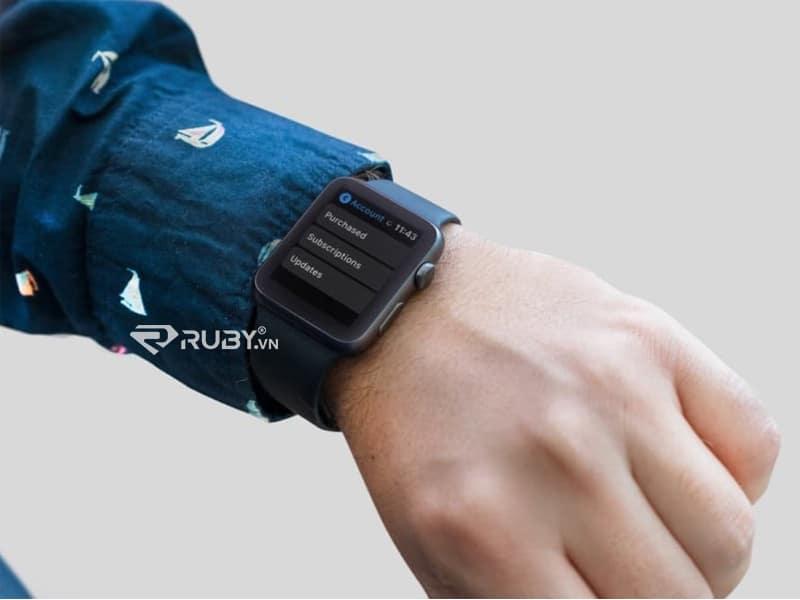 Đồng hồ thông minh Apple Watch SE Entry-Level