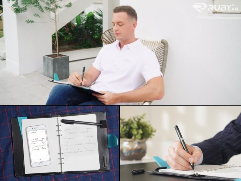 Hệ thống bút viết thông minh SyncPen thế hệ thứ 2