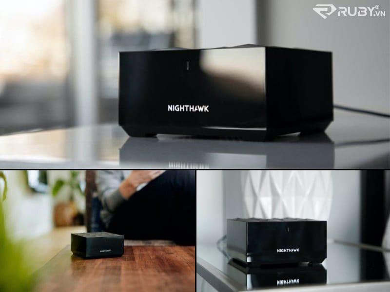 Hệ thống Internet 6 băng tần kép Netgear Nighthawk Mesh Wifi