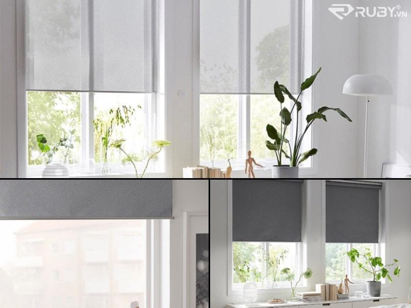 Rèm cửa sổ thông minh IKEA FYTUR
