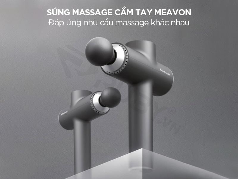 Súng massage cầm tay Xiaomi Meavon