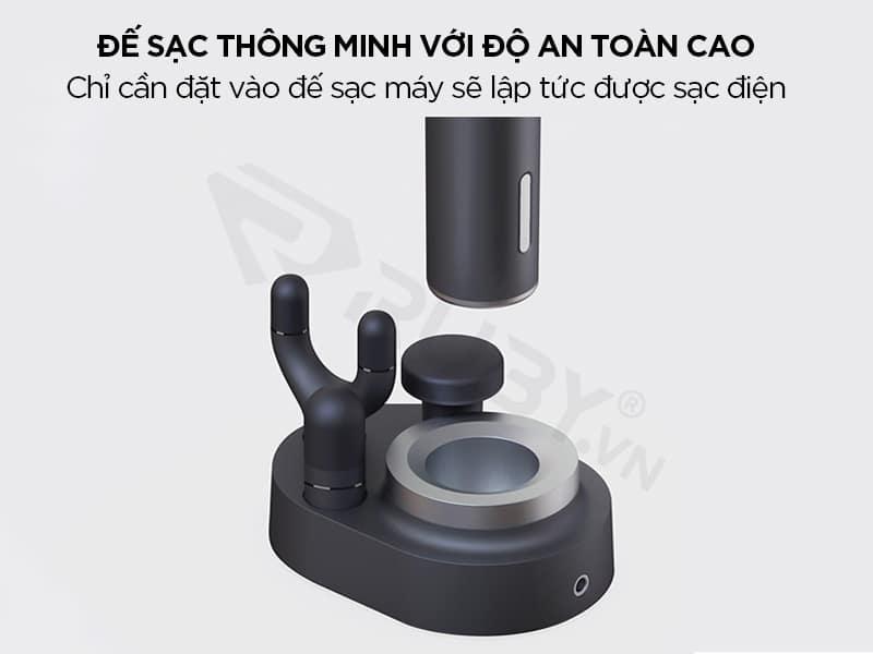 Máy masage Xiaomi có độ an toàn cao