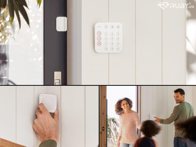 Thiết bị an ninh nhà thông minh thế hệ thứ 2 Ring Alarm