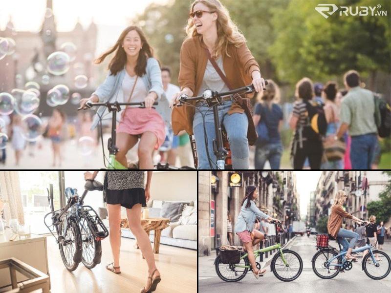 Xe đạp gấp Tern Node D8