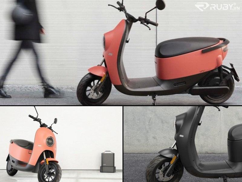 Xe điện thông minh unu Scooter