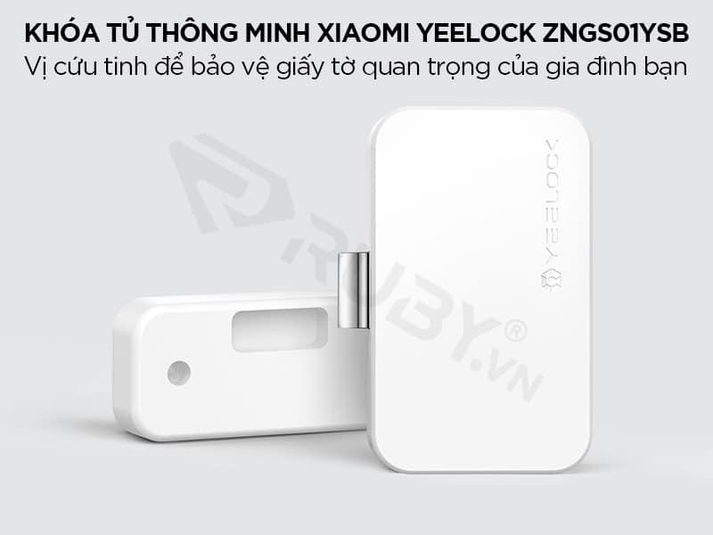 Khóa tủ thông minh Xiaomi Yeelock ZNGS01YSB