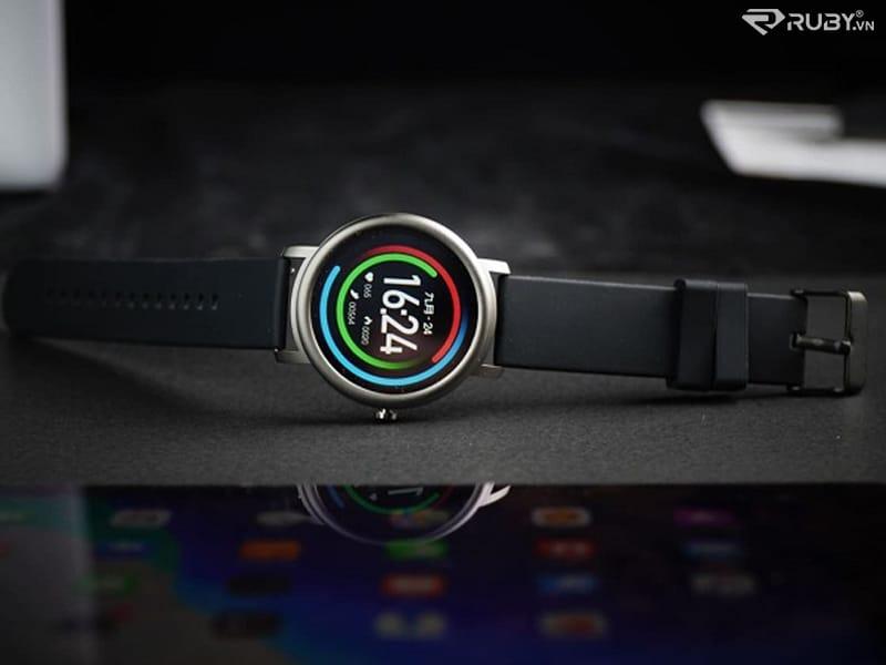 dung lượng pin dài của đồng hồ thông minh Mibro Air