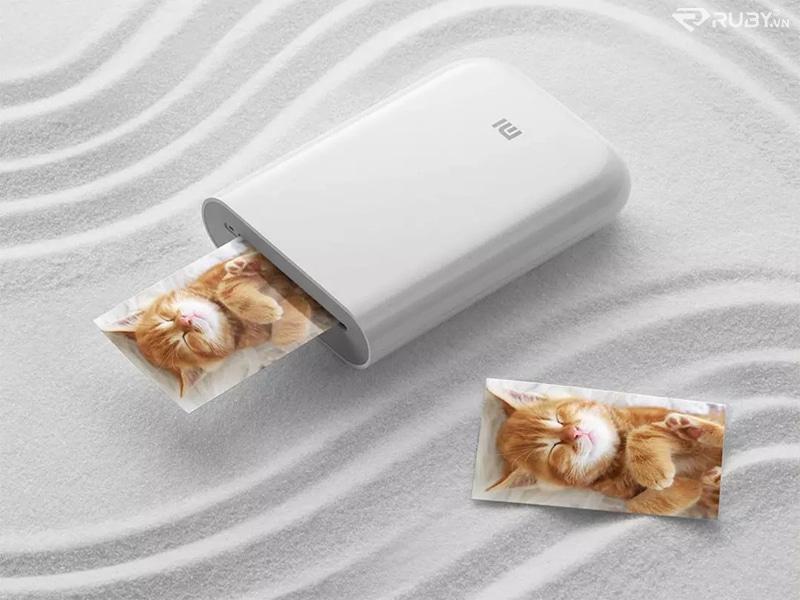 Máy in ảnh mini Pocket