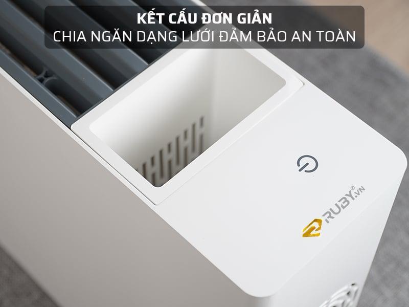 máy khử trùng dao đũa Xiaomi