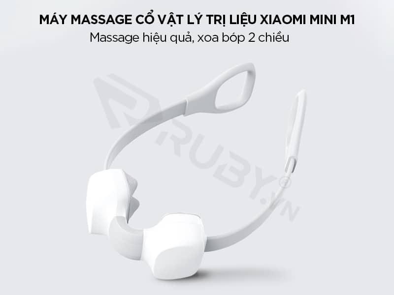 Máy massage cổ vật lý trị liệu Xiaomi Mini M1