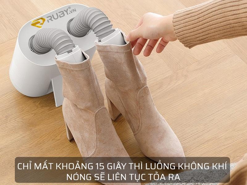 Máy sấy khô giày bằng tia UV Xiaomi