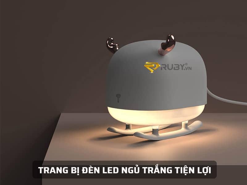 Trang bị đèn LED tiện dụng