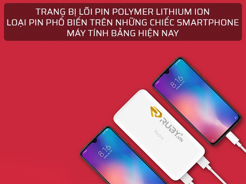 Lõi pin polymer Lithium ion