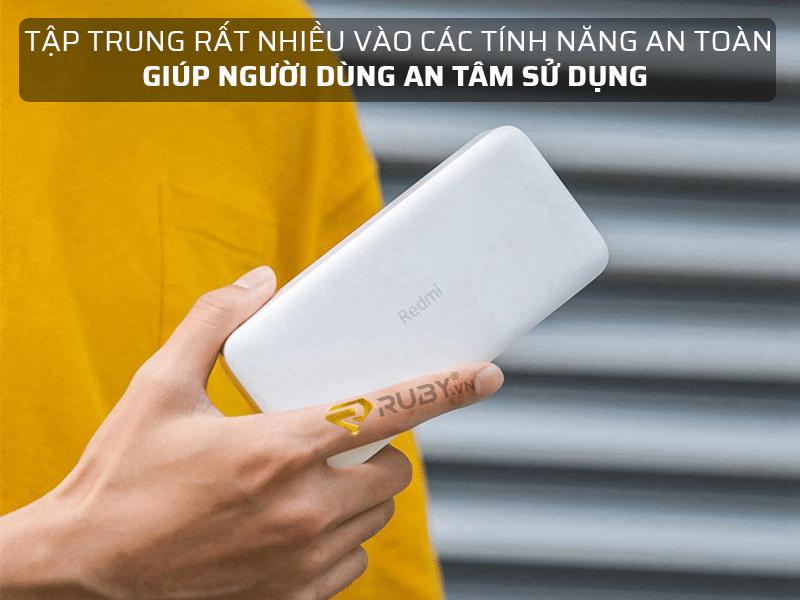 An toàn khi sử dụng