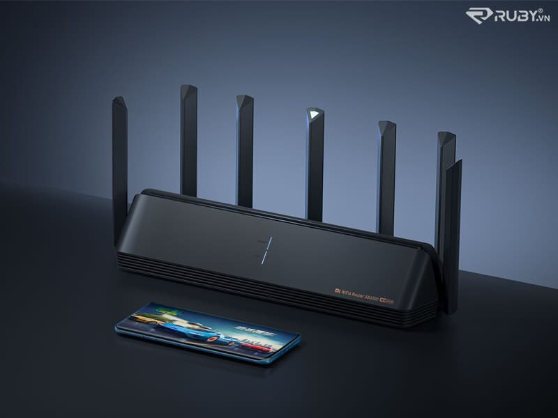 Bộ định tuyến wifi 6 mới