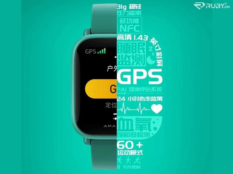 Trang bị định vị GPS