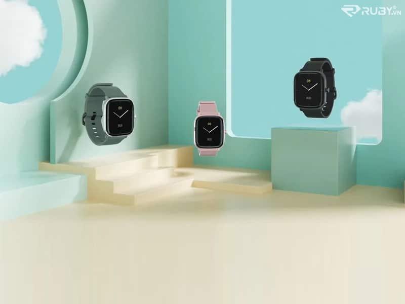 đồng hồ thông minh Amazfit GTS 2 Mini và Amazfit Pop Pro