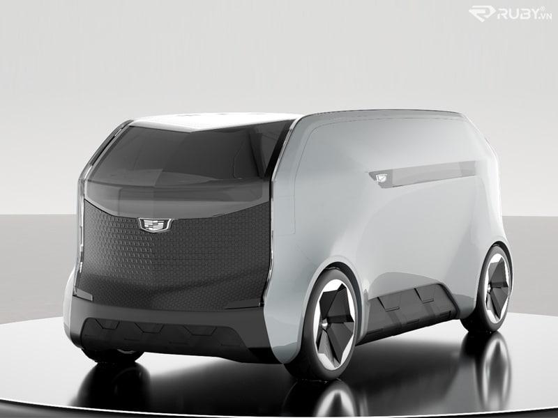 Xe điện cá nhân Cadillac