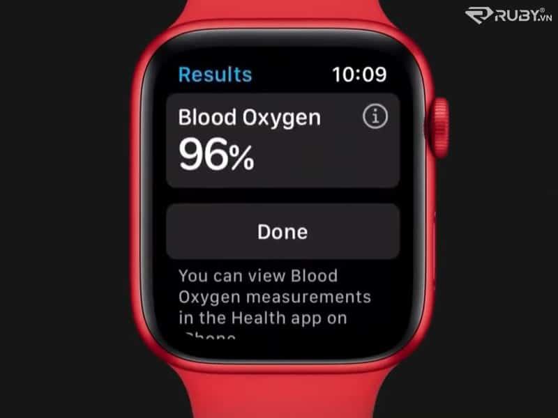 Apple Watch có thể đo được huyết áp?