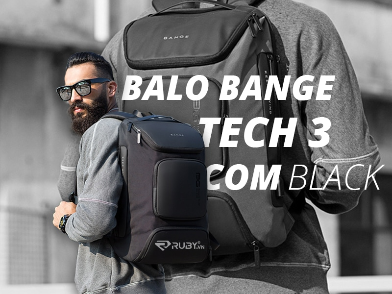 Balo công nghệ Bange Tech 3