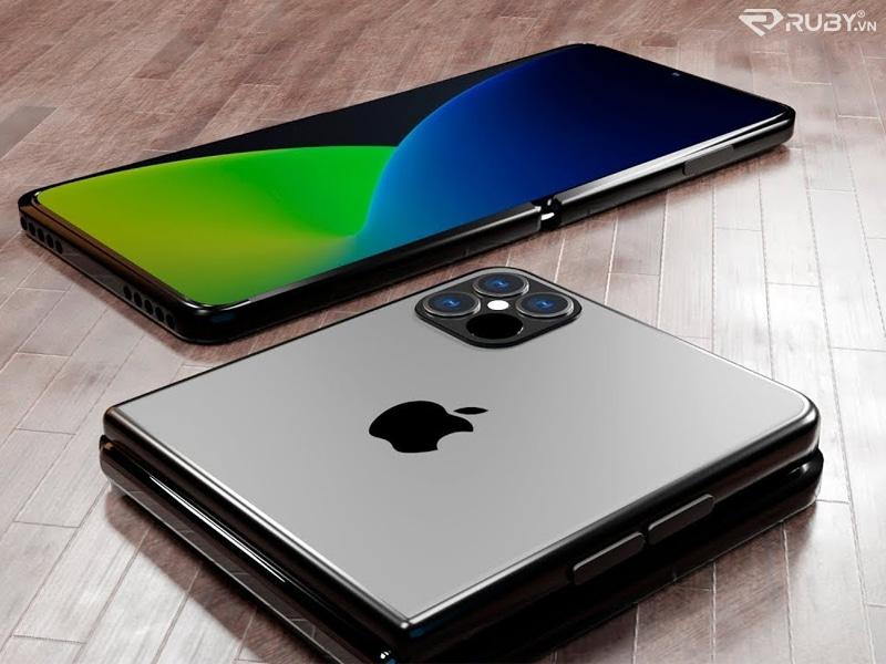 Iphone mới có thể gập lại liệu có là sự thật?