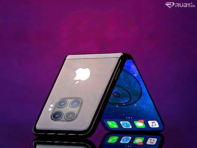Apple có thể sẽ ra mắt mẫu Iphone có thể gập lại