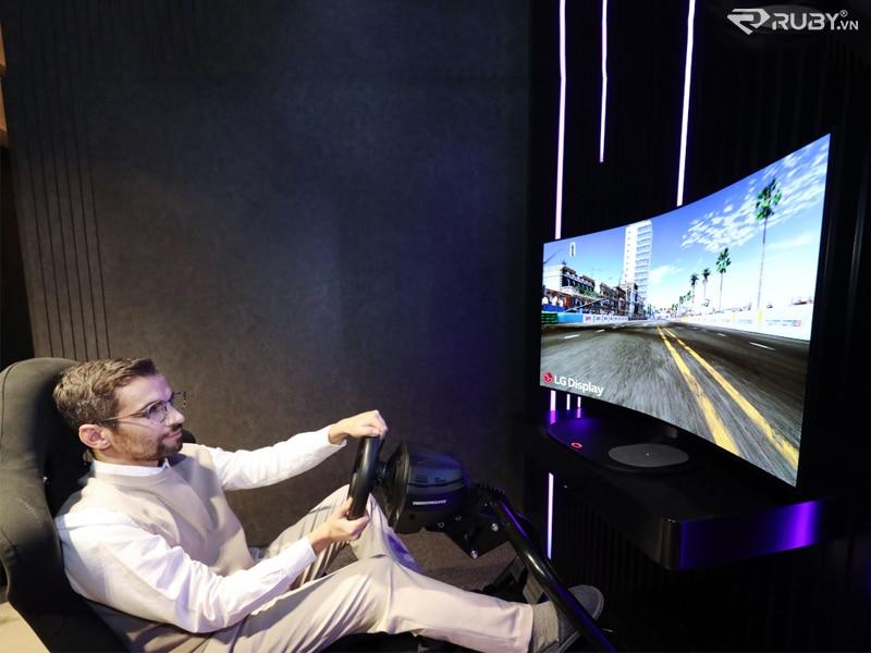 màn hình OLED 48 inch 4K của LG
