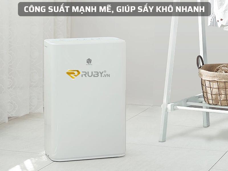 Máy hút ẩm Xiaomi có công suất mạnh mẽ