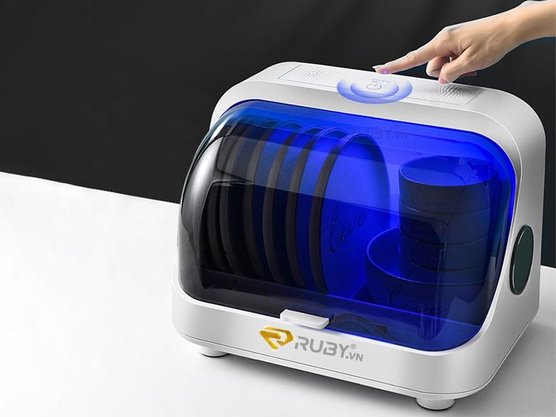 Máy khử trùng chén đĩa UV-C Xixa