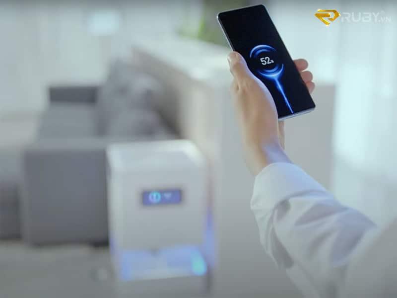 Xiaomi giới thiệu Mi Air Charge: bước đột phá của công nghệ