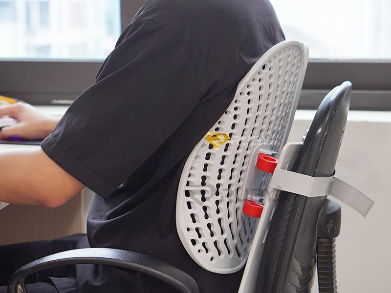 Thiết bị văn phòng: Tấm tựa lưng điều chỉnh tự động Leband
