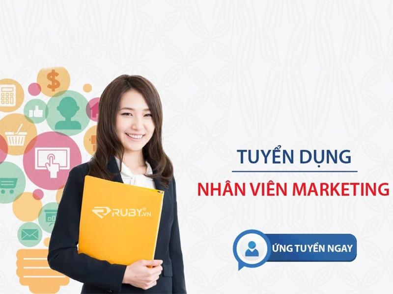 Vị trí tuyển dụng: Nhân viên Marketing Số lượng: 2...