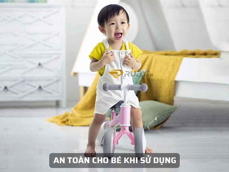 An toàn cho bé khi sử dụng