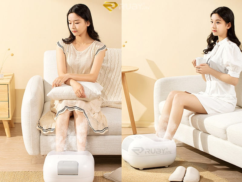 Máy massage chân ACK